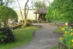 Gazebos and Garden