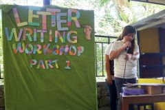 Letter Writing Workshop (Part 1)