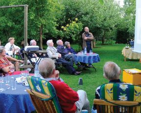 Pag-asa summer party in Papenburg, Germany