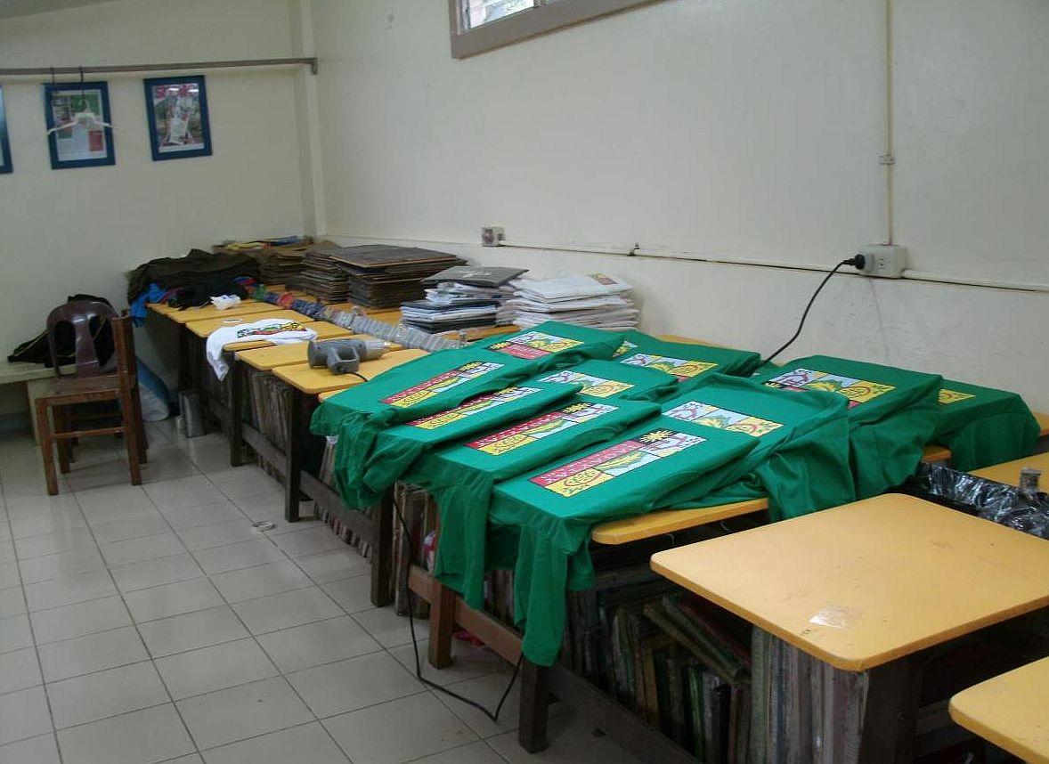 Favola Shirts Printing Shop Pag Asa Social Center