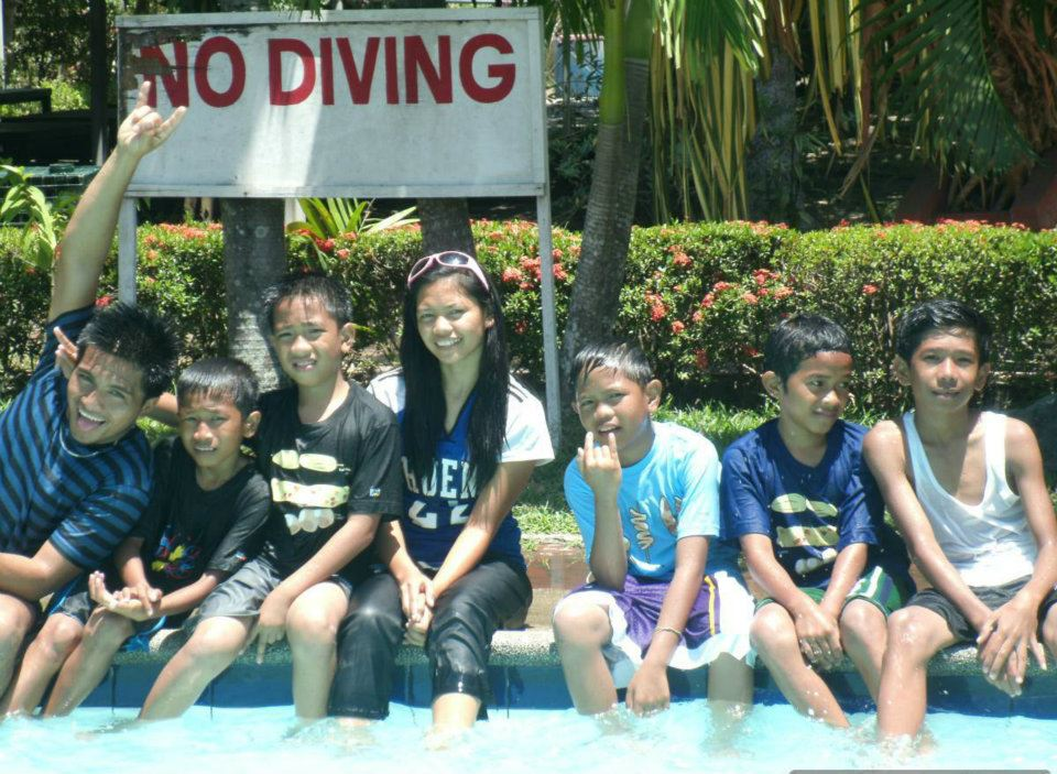 Summer Outing Grade School 2012