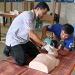 Basic First Aid Demonstration