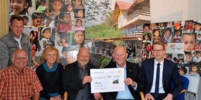 Rotary Club Papenburg helps Pag-asa Social Center